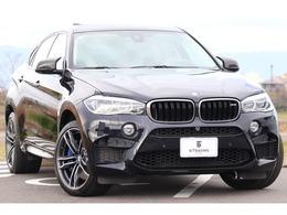 BMW X6 M 4.4 4WD 1オーナー individualカラー 21AW SR