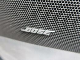 メーカーオプションのBOSEスピーカー(75000円)が装備されています♪ひとつ上の音質で音楽を楽しんでいただけますね♪