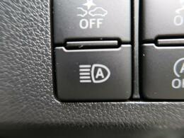 オートマチックハイビーム☆対向車や先行車を検知してハイビームやロービームを自動で切り替えます!