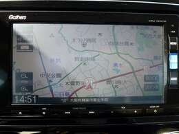 ☆メモリーナビ☆  ホンダ純正ギャザズのメモリーナビ搭載車です。 地図データの情報量や検索スピードの速さが魅力的です。 初めて行く場所や、知らない道でも安心・快適なドライブをお楽しみいただけますね。