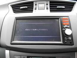 日産純正メモリーナビ フルセグTV・CD再生機能が付いてます