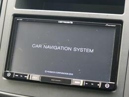 カロッツェリアSDナビ付き!地デジTV、Bluetooth機能も有り。
