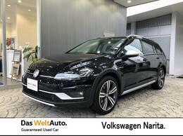 フォルクスワーゲン ゴルフオールトラック TSI 4モーション マイスター 4WD VW認定中古車 ACC機能付 フルデジタル