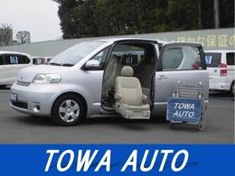 トヨタ ポルテ 1.3 130i Cパッケージ ウェルキャブ 助手席リフトアップシート車 Aタイプ
