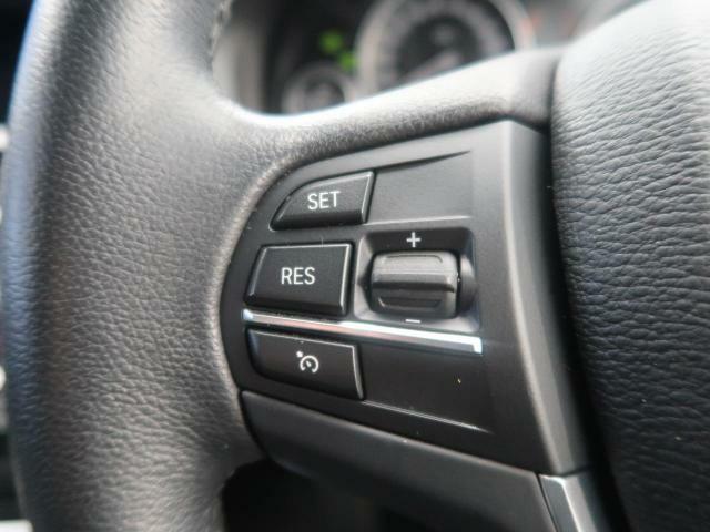 ●クルーズコントロール:高速道路や自動車専用道路等にて、定速巡航が可能となる便利な機能です。長距離移動の際でも疲れにくく便利にお使いいただけます♪