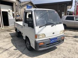 スバル サンバートラック 660 STD 三方開