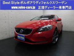 ボルボ V40 の中古車 T4SEセーフティpkg 埼玉県越谷市 79.8万円