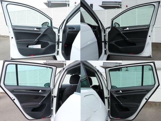レーザー溶接や高張力鋼板などにより高剛性化と軽量化を両立しています。またボディにはキャビンを守る頑強なフレームで囲まれた乗員保護性能となり、ドライバーと大切な乗員を守ってくれます!