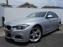 BMW 3シリーズ 320i Mスポーツ 18AW後期8AエンジンACC禁煙1オナ認定中古車