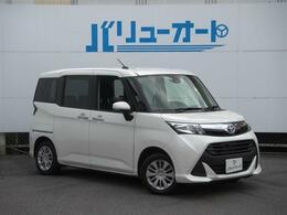 トヨタ タンク 1.0 G S 両側電動ドア ナビ 衝突軽減ブレーキ ETC