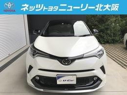 トヨタ C-HR 1.2 G-T 本革ブラック