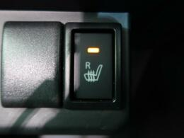 ☆シートヒーター(運転席)☆冬場に重宝します♪エアコンよりも素早く、体を芯まで温めてくれる嬉しい装備。
