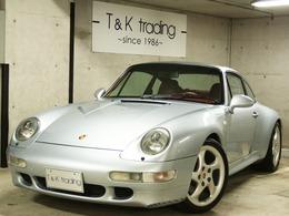 ポルシェ 911 カレラ4S 4WD 4.6万km D車 レッドレザー 認定Nタイヤ