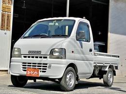 スズキ キャリイ 660 KU(エアコン付) 3方開 4WD 5速ミッション 1ヶ月1000km保証付き