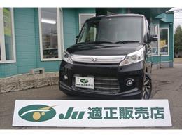 スズキ スペーシア 660 カスタム TS 4WD ナビ テレビ Pスタート ワンオーナー