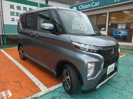 滋賀三菱自動車高島店に展示しています。