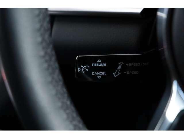 クルーズコントロールが装備されておりますので遠方へのドライブも安心です!