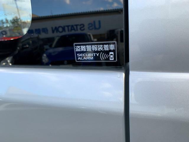 安心の盗難警報装置が付いています。安心してお出かけ出来ますね(●´∀'●)ノ