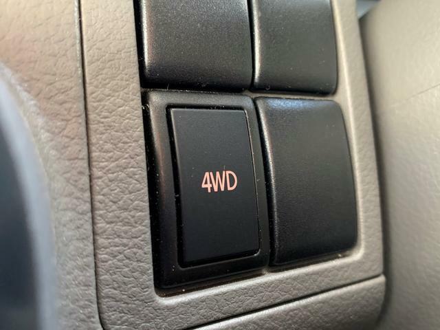 パートタイム4WD!今は少なくなってきてしまいましたが嬉しい装備ですね!