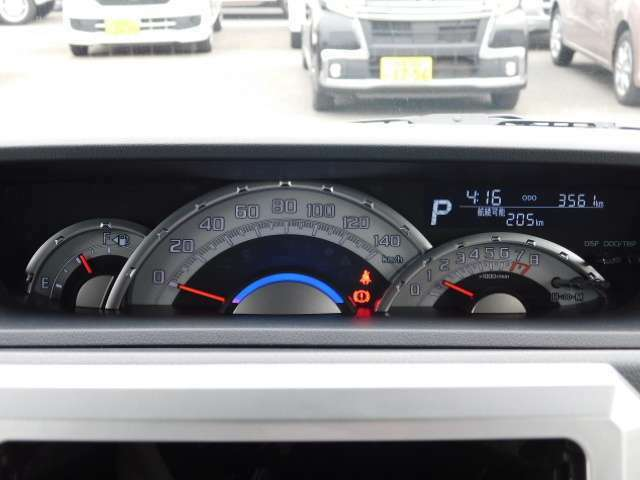 ☆自発光式3眼メーター☆ 平均燃費や外気温などの情報が見れるマルチインフォメーションディスプレイ付☆