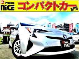 トヨタ プリウス 1.8 S Bカメラ・純正DVDナビ・ETC・スマートキー