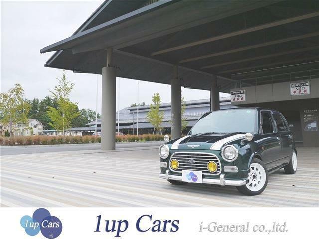 ●外装右前● 1up Cars ワンアップカーズ信州佐久は日本全国納車いたします。