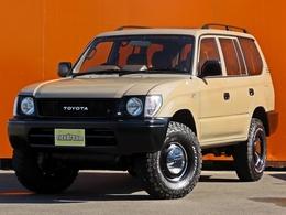 トヨタ ランドクルーザープラド 2.7 TX 4WD FD-Classic 丸目