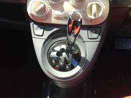 MTモード付AT!!ミッション車のような感覚で運転できます!