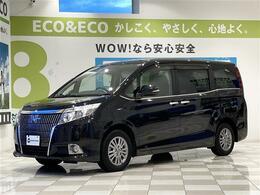 トヨタ エスクァイア 2.0 Xi 純正SDナビ/ Bモニター/パワスラ