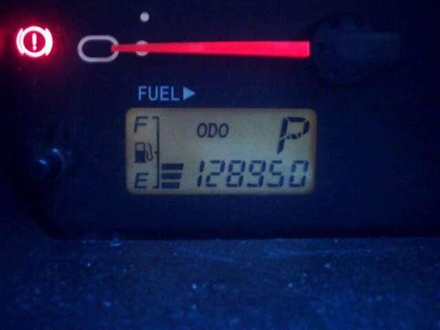 12.8万キロで少し走っていますが、まだまだ調子良いです!