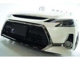 トヨタ マークX 2.5 250G リラックスセレクション Gs仕様 新品アルミ新品車高調新品ライト