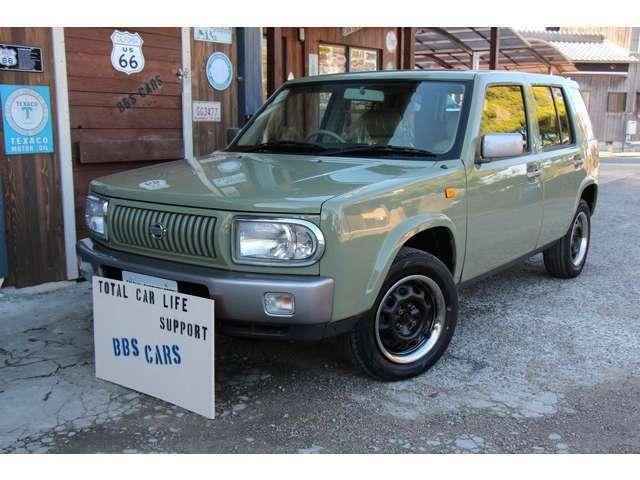 ☆兵庫のラシーン専門店BBSCARS!全ラシーンリメイク済みにて販売!当社ホームページ http://bbscars.com/