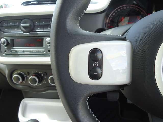 クルーズコントロール搭載です。、高速道路走行時・長距離走行時の疲労軽減や燃費に役にたちます。