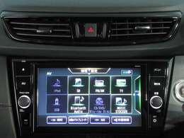 【日産メモリーナビ装着車】 DVD再生 フルセグ ブルートゥース対応モデルです。☆日産販売店装着オプション部品の取付承っております。スタッフまでお気軽にご相談ください。