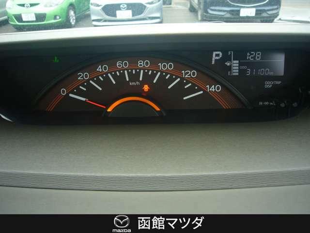 メーター☆走行距離31100キロメートル☆