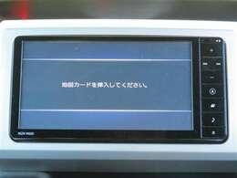 純正SDナビにはDVDやフルセグTVが観れるほか、ブルートゥース対応となっております!スマホと連携することでお好きな音楽や電話もナビ操作でカンタン♪使いやすいですね。