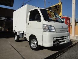 ダイハツ ハイゼットトラック 660 エアコン・パワステスペシャル 3方開 4WD AT 冷蔵車 -7℃ PW キーレス