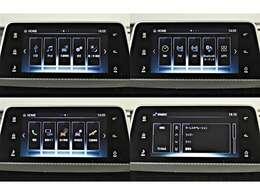 スマートフォン連携ディスプレイオーディオ(Bluetooth通信対応ハンズフリー&オーディオ機能・USBポート付)