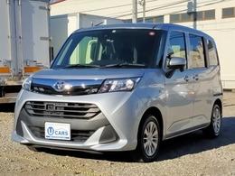 トヨタ タンク 1.0 X S スマアシII/SDナビ/バックカメラ/Bluetooth