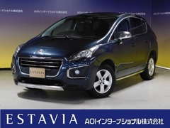プジョー 3008 の中古車 プレミアム 福井県福井市 109.9万円