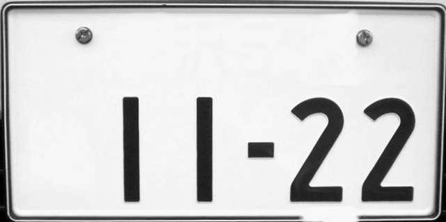 Aプラン画像:拘って乗るお車です!ナンバーも合わせて拘ってみるのもいかがでしょうか?