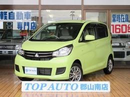 三菱 eKワゴン 660 M eアシスト 4WD 衝突軽減装置 CD シートヒーター 保証付