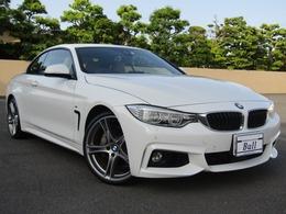 BMW 4シリーズカブリオレ 435i Mスポーツ 純正ナビ 地デジTV Bカメラ