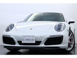 ポルシェ 911 カレラS PDK エントリ-&ドライブ シ-トヒ-タ- PDLS