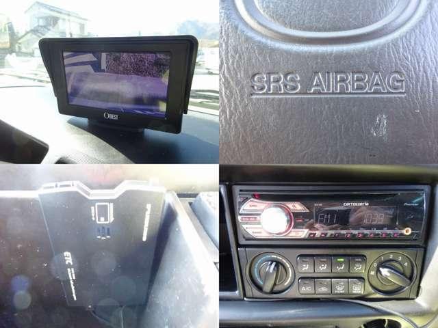 ベンチシート コラムオートマ ベンコラ ABS 運エアB Bカメラ ETC