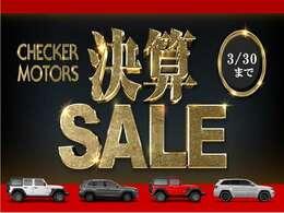 安心の東証一部上場 ウイルプラスグループ最大規模のチェッカーモータース 正規輸入車専門店です。