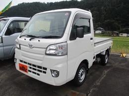 ダイハツ ハイゼットトラック 660 コンパクトテールリフト 3方開 4WD