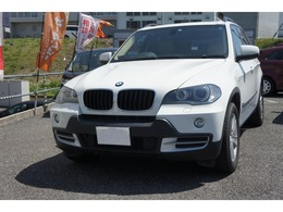 BMW X5 3.0si 4WD タン革シート パノラマルーフ