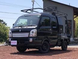 スズキ キャリイ 660 スーパーキャリイ X 3方開 4WD 左右ガルウインドBOX 5MT ハードカーゴ