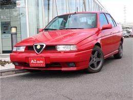 アルファ ロメオ アルファ155 ツインスパーク 1オーナー車 5速マニュアル 左ハンドル